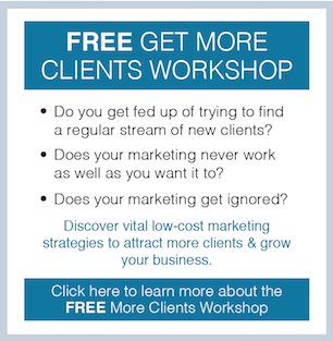 Free Get More Clients Workshop