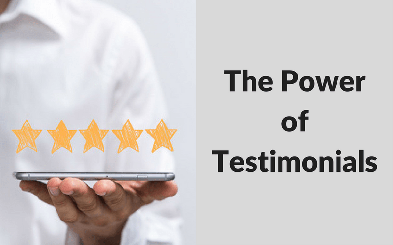 The Power of Testimonials - Ford Henderson Marketing
